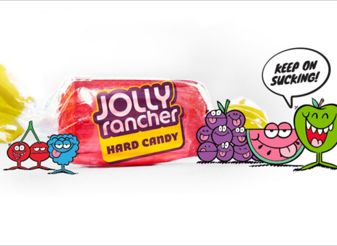 Jolly Rancher Logo