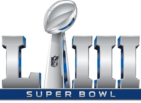Super Bowl 53 Logo