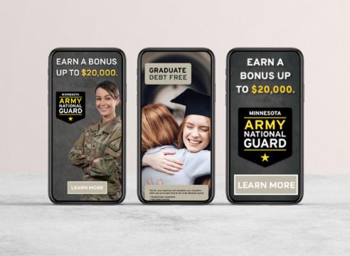 rmy National Guard Recruitment Campaign