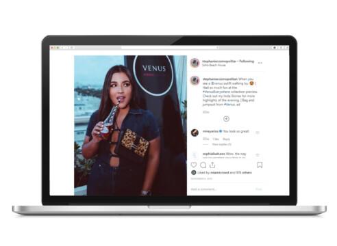 Venus Fashion Influencer Campaign