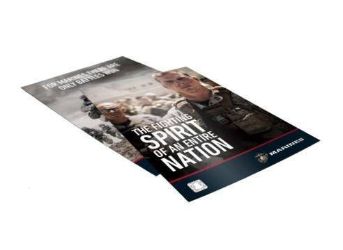 MSSmedia Runs a Marines Campus Recruitment Campaign
