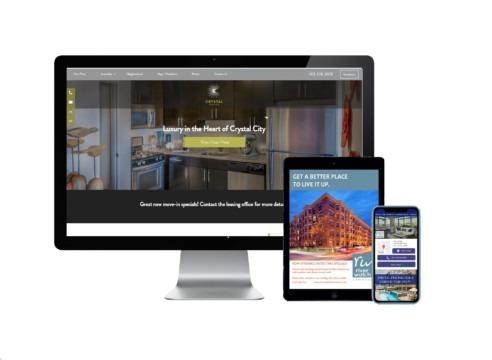MSSmedia runs a Roseland Residential Trust Leasing Campaign