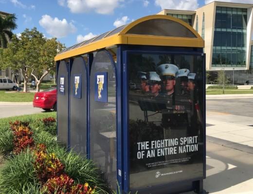 MSSmedia Runs a Marines Campus Campaign