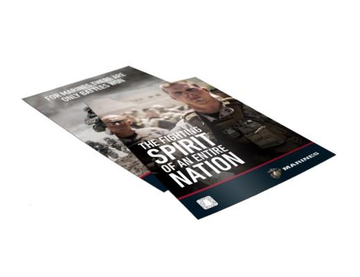 MSSmedia Runs a Marines Campus Recruitment Campaign