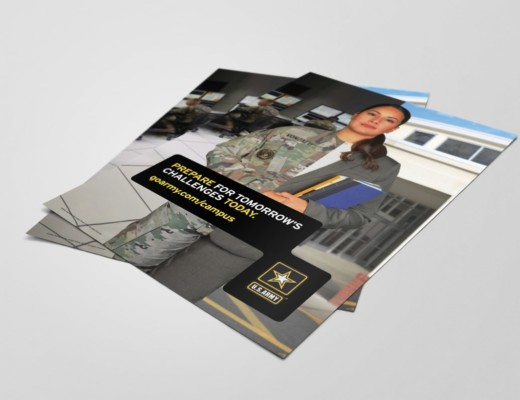 US Army Runs a Recruitment Campaign With MSSmedia