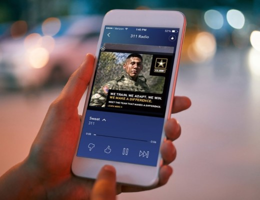 US Army Runs a Mobile Recruitment Campaign With MSSmedia